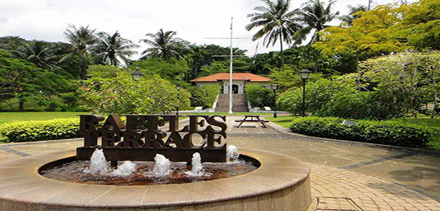 Fort-Canning-Park-in-Singapore