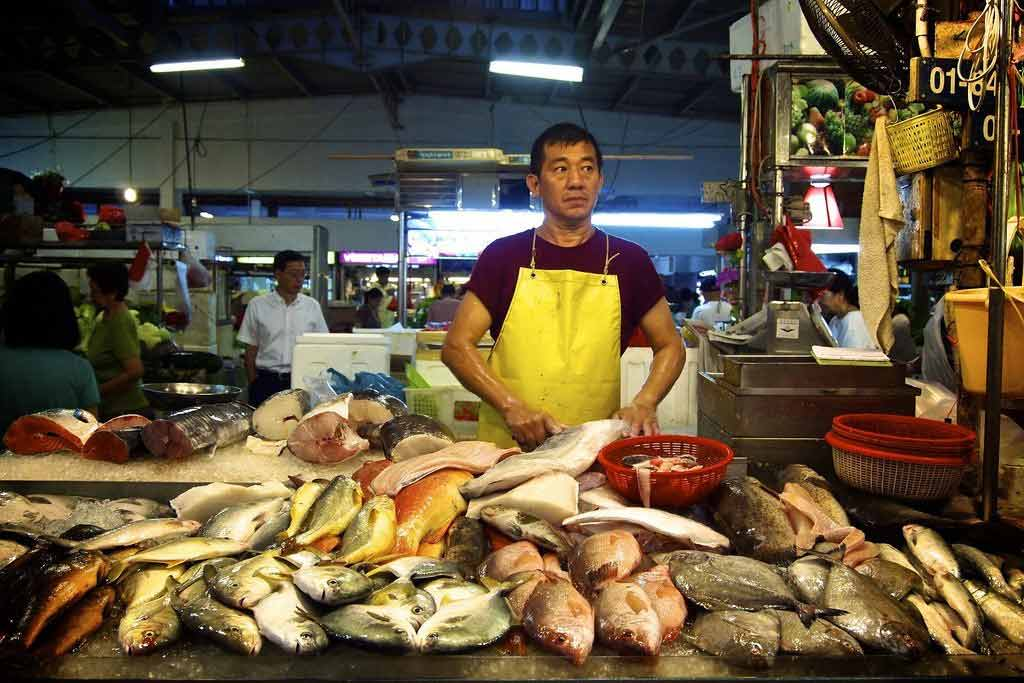 Markets of Singapore