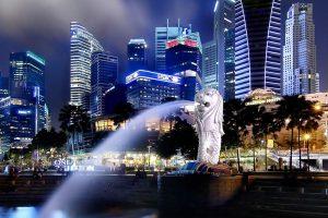 Singapore City Image