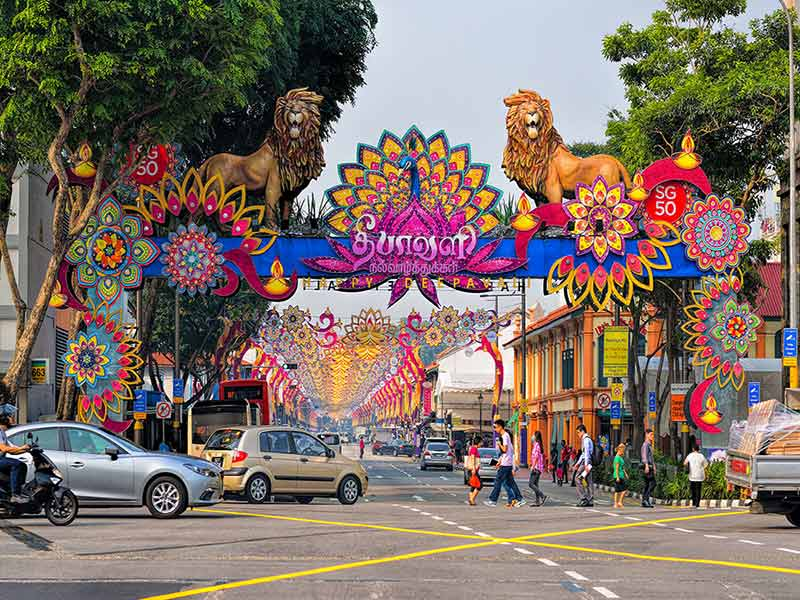 Serangoon Road Little India