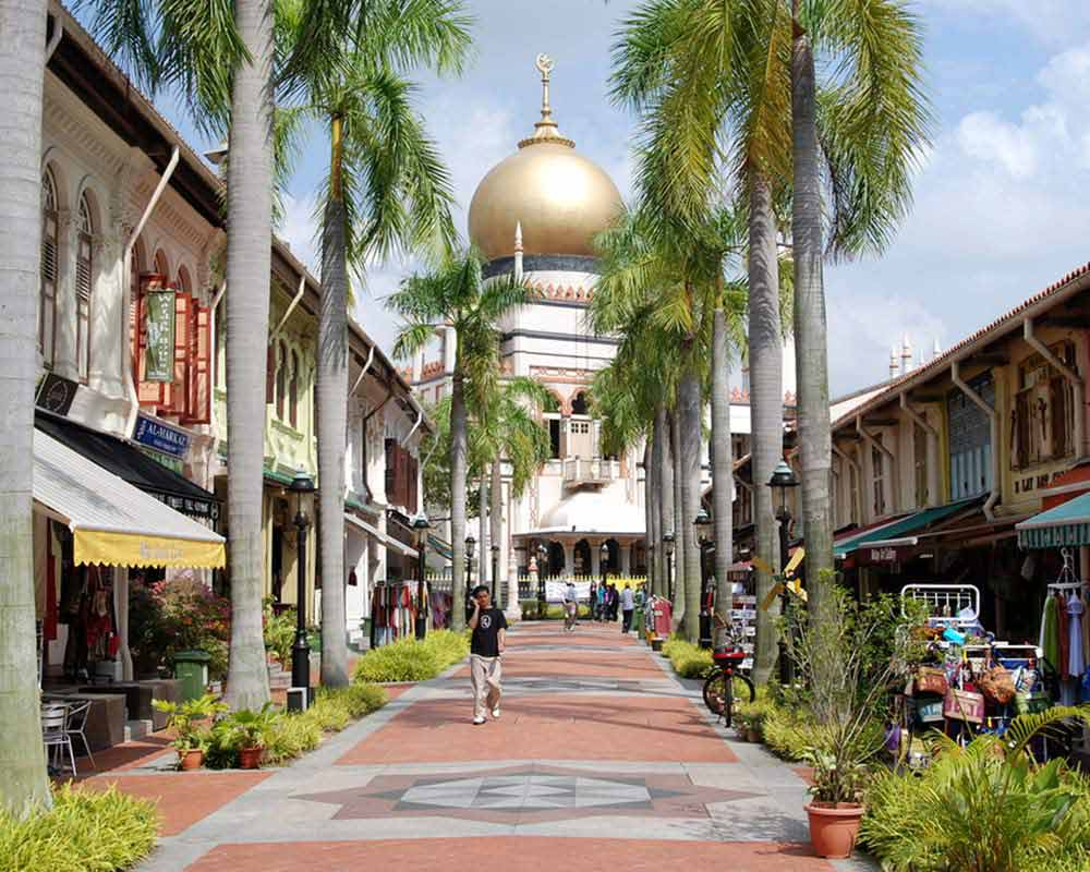 masjid kampong glam