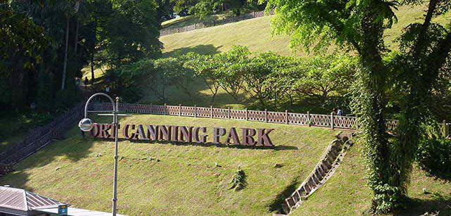 Fort-Canning-Park
