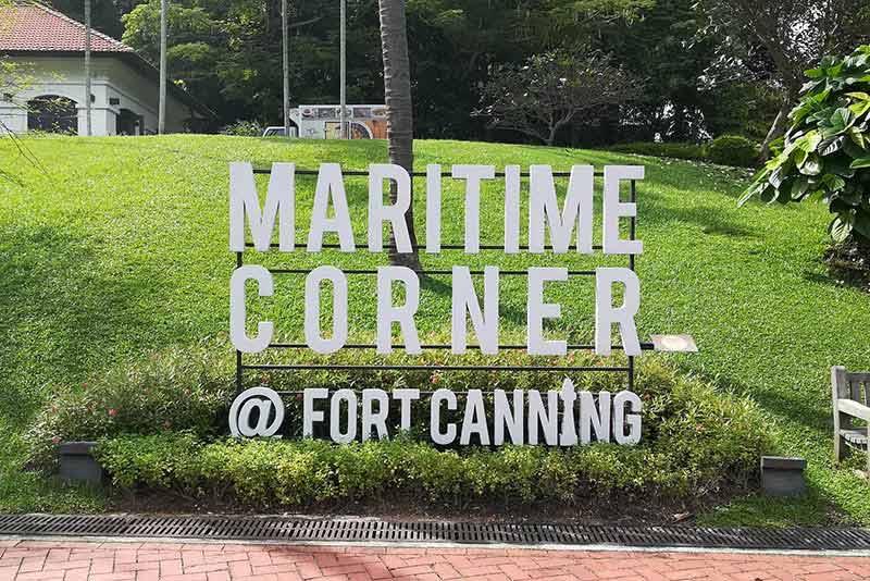 Fort Canning Park Image