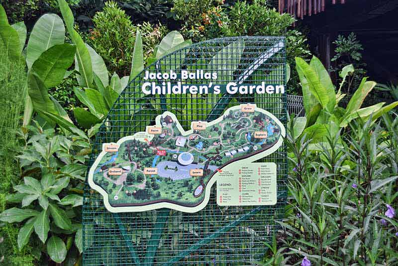 Jacob Ballas Children's Garden Image