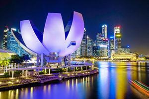 Singapore Art Science Museum Image