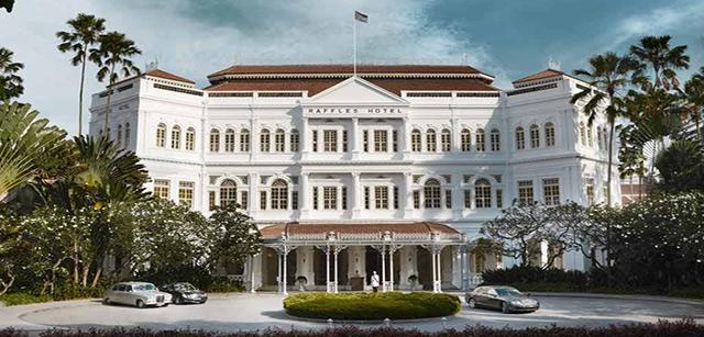 Raffles-Singapore